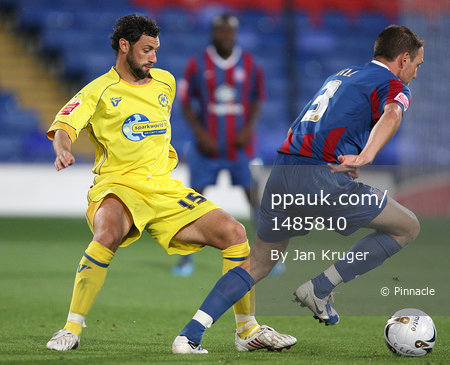 Crystal Palace v Torquay United 110809