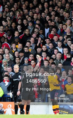 Cardiff City v Arsenal 250109