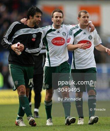 Cardiff v Plymouth 20091226