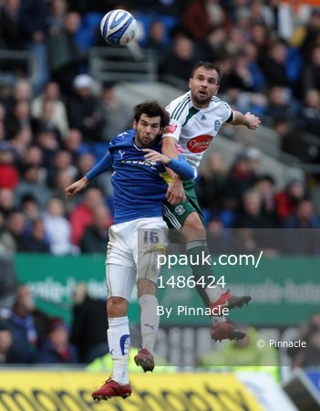 Cardiff v Plymouth 20091226
