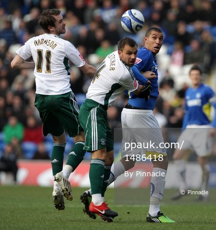 Cardiff v Pllymouth 20091226