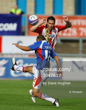 Carlisle United v Exeter City 22082009