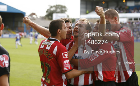 Carlisle United v Exeter City 22082009