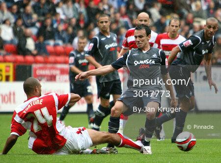 Charlton Athletic v Swansea City