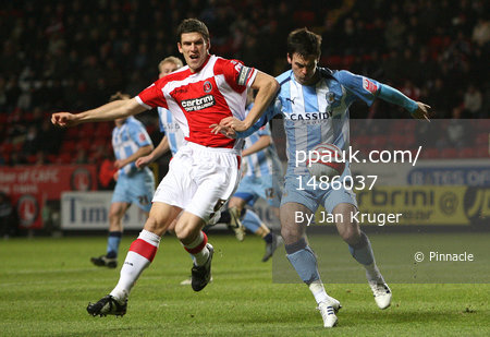 Charlton v Coventry 091208