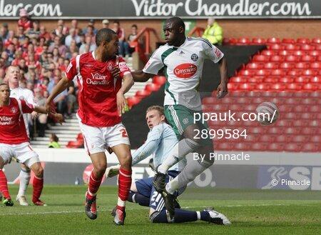 Nottingham Forest v Plymouth 20100424