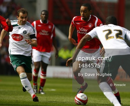 Nottingham v Plymouth 24042010