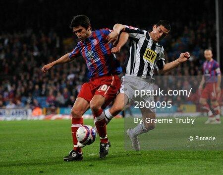 Crystal Palace v West Brom 260410