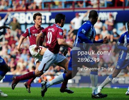 West Ham v Wigan 240410