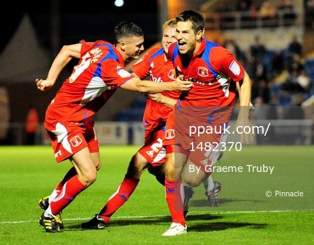 Colchester Utd v Carlisle United 270810