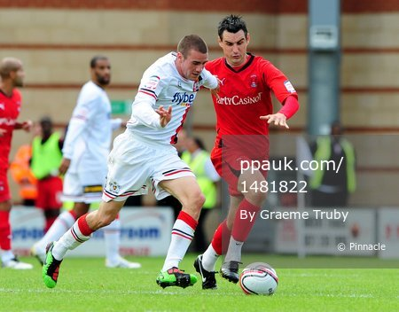 Leyton Orient v Exeter City 280810