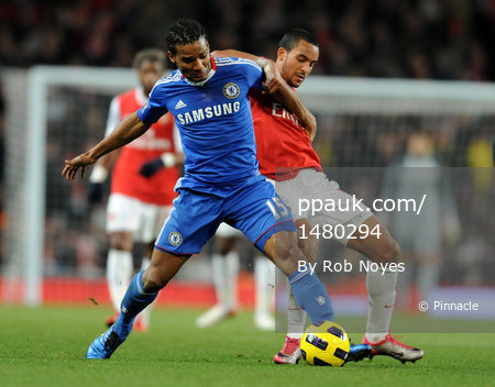 Arsenal v Chelsea 271210