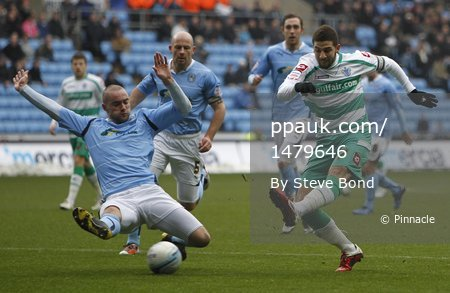Coventry City v QPR 281210