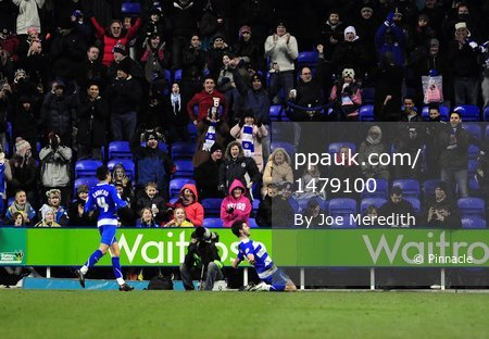 Reading v Bristol City 261210