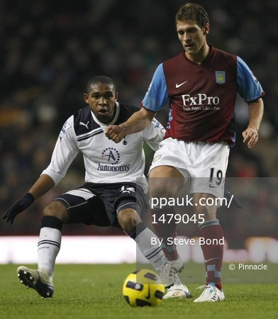 Aston Villa v Spurs 261210