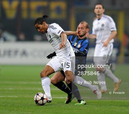 Inter Milan v Chelsea 240210