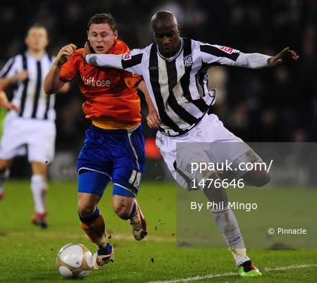 West Bromwich Albion v Reading 24022010