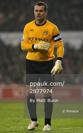 Stoke V Man City  240210