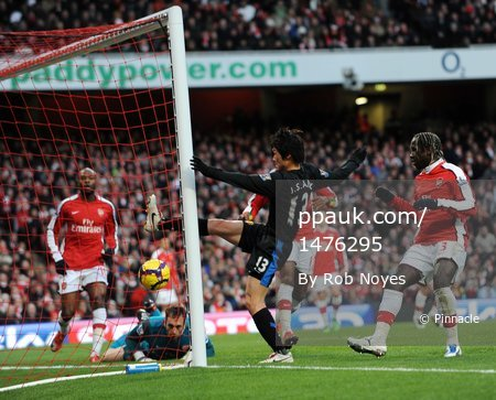 Arsenal v Man Utd 310110