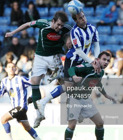 Sheffield Wedneday v Plymouth Argyle 20100130
