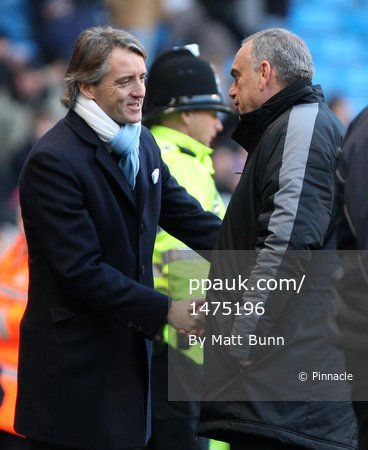 Man City V Portsmouth 310110