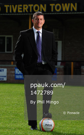 New Tiverton Town Manager 180610