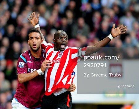 West Ham v Stoke City 270310