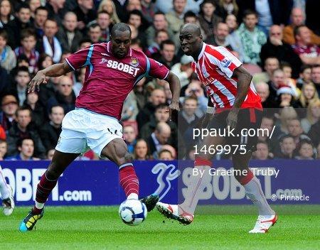 West Ham v Stoke City 270310