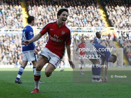 Birmingham V Arsenal 270310
