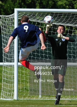 East of Scotland League V England C 220510
