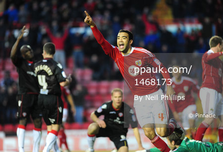 Bristol City v Sheffield Utd 201110