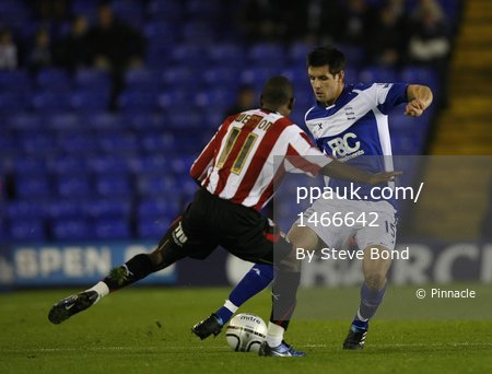 Birmingham City v Brentford 261010