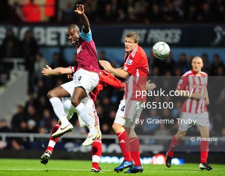 West Ham v Stoke City 271010
