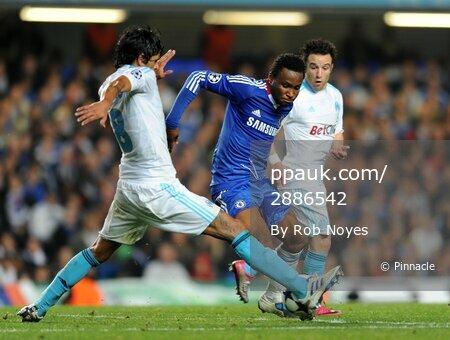 Chelsea v Marseille  280910