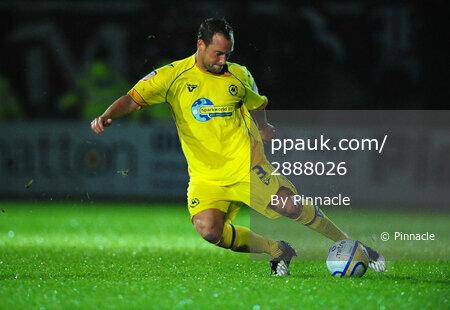 Torquay United v Aldershot 280910
