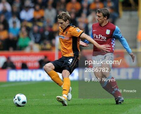 Wolves v Aston Villa  260910