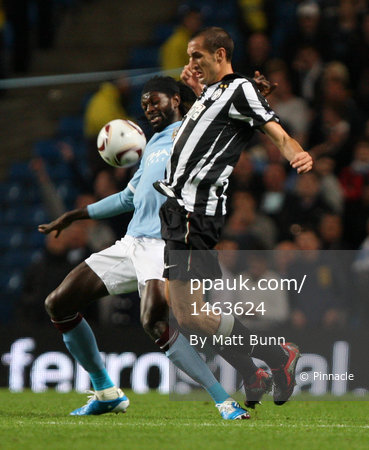Man City v Juventus 300910