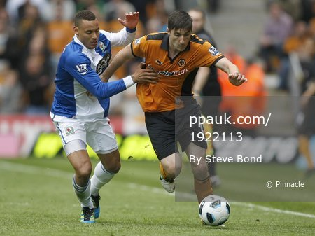 Wolves v Blackburn 220511