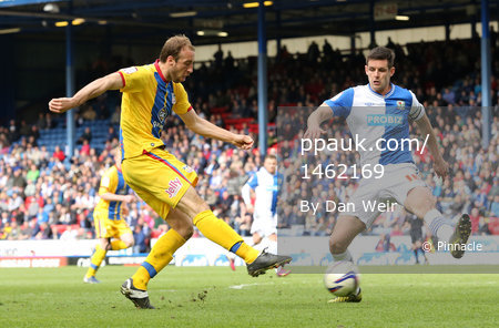 Blackburn Rovers v Crystal Palace 270413
