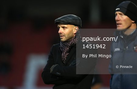 Cheltenham v Exeter City 261213