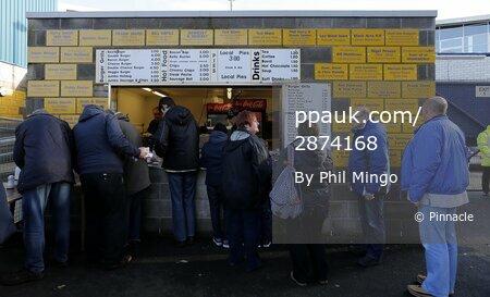 Torquay United v Exeter 291213