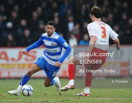Stevenage v Reading 290111