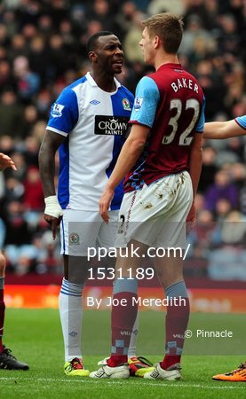 Aston Villa v Blackburn Rovers 290111