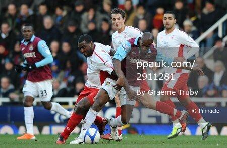 West Ham v Nottingham Forest 300111