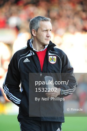 Bristol City v Leeds United 120211