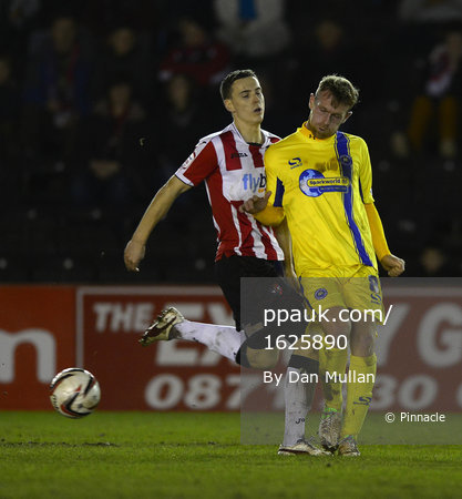 Exeter City v Torquay 280113