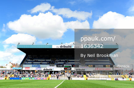 Bristol Rovers v Reading 280713