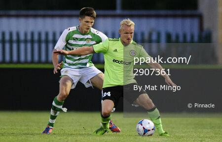 Forest Green Rovers v Yeovil 290713