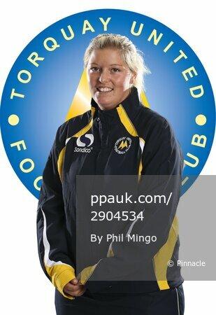 Torquay United Ladies Team Photo 280713