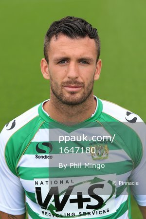 Yeovil Town Press Call 300713